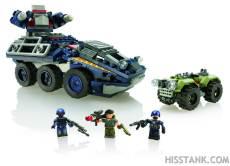 Kre-O HISS Tank